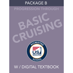 Package B- Basic Cruising with Digital Textbook