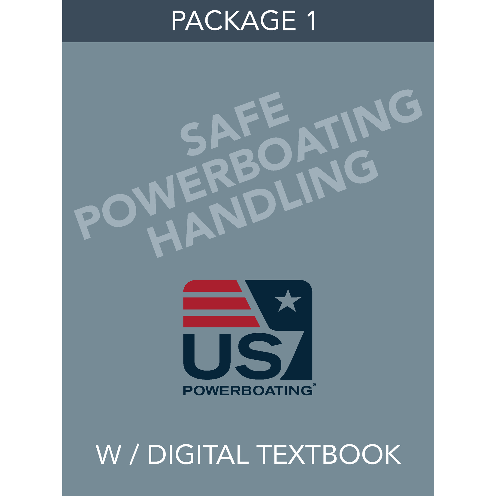 Safe Powerboating Package 1- with Digital Textbook