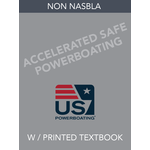Non NASBLA Accelerated- Safe Powerboat Handling