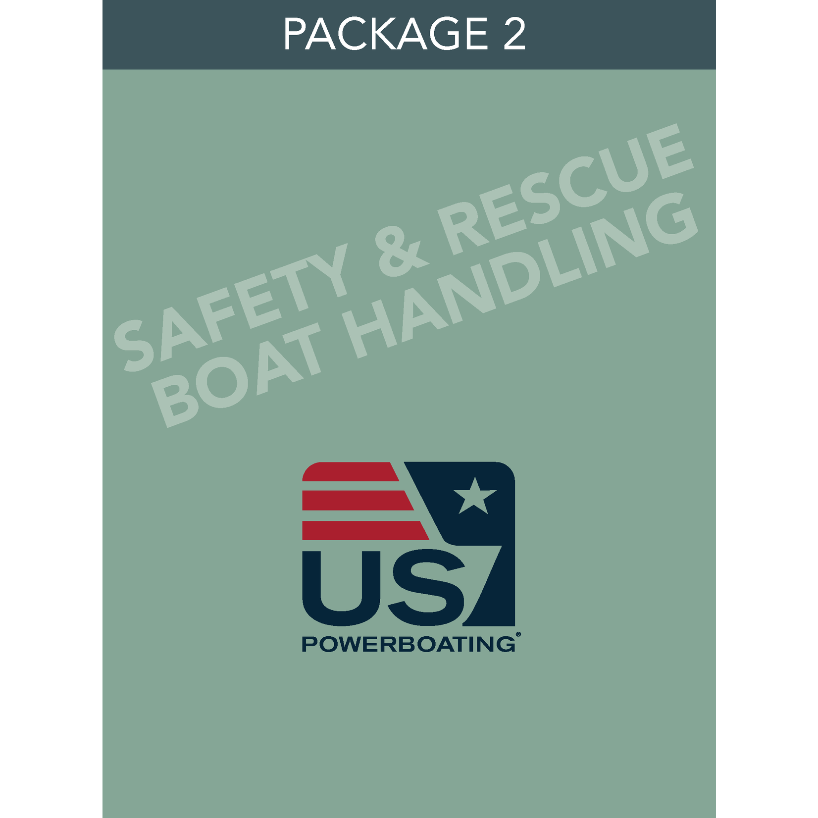 Safety & Rescue Boat Handling- Package 2