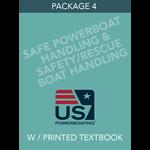 Safe Powerboat Handling & Safety/Rescue Boat Handling – Package 4