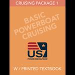 Basic Powerboat Cruising Package – CP1