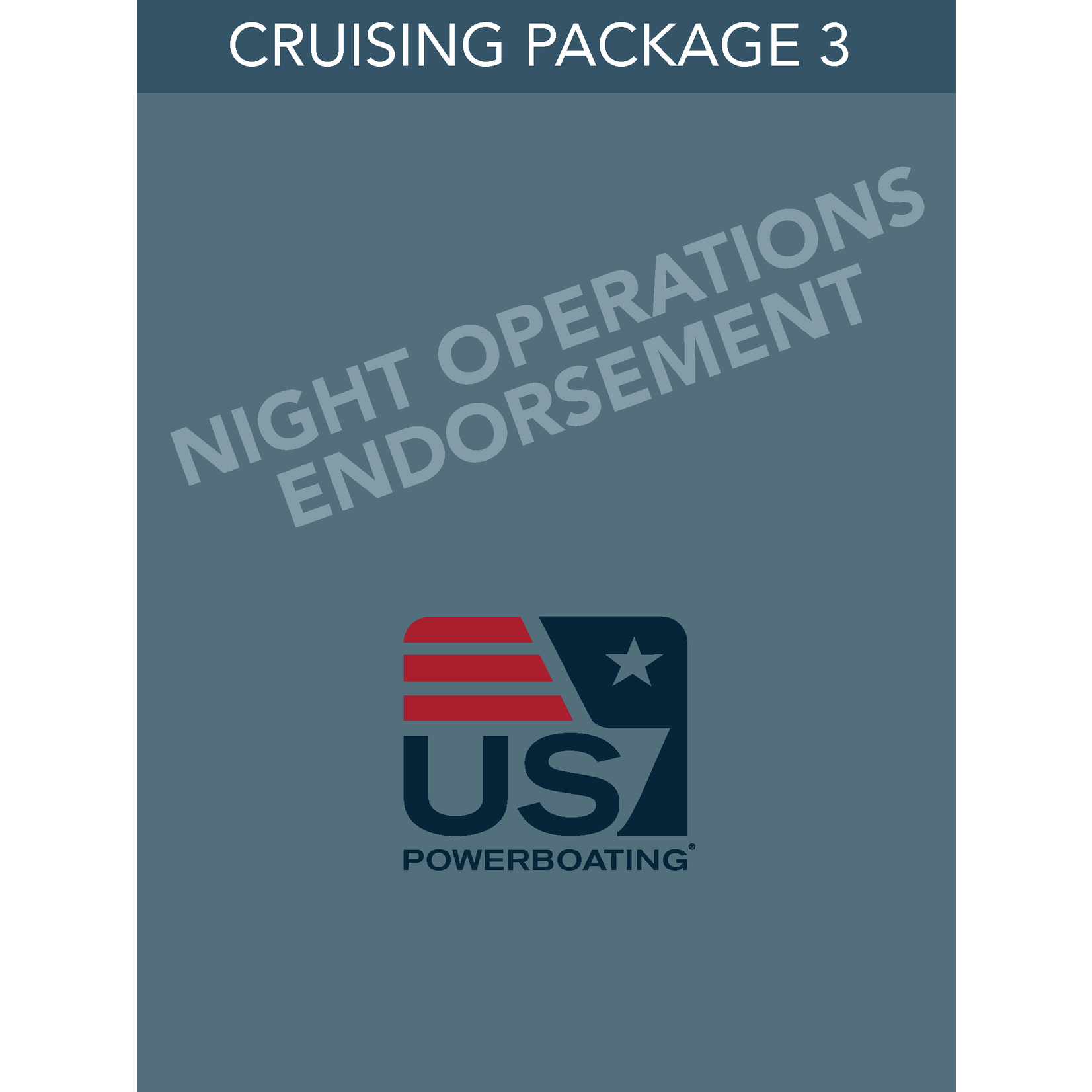 Night Operations Endorsement Package- CP3