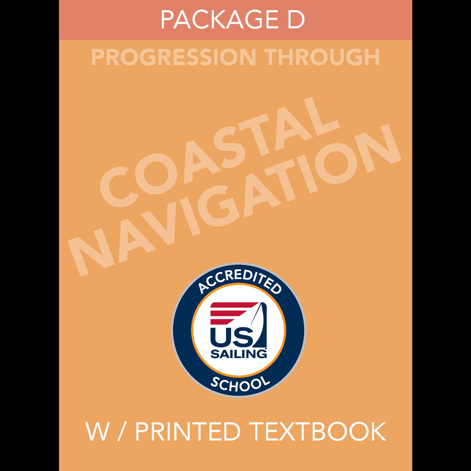 Package D - Coastal Navigation