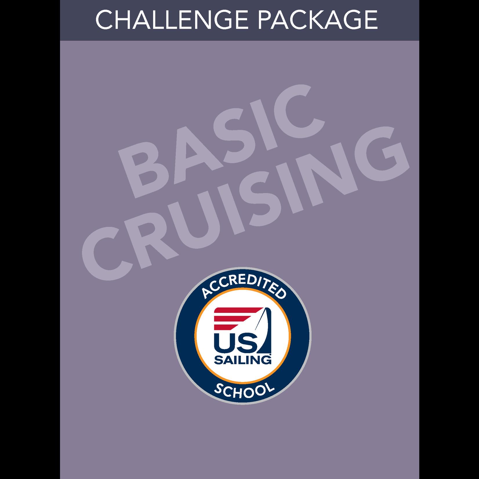 Basic Cruising- Challenge Package