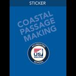 Coastal Passage Making Sticker
