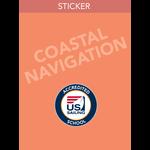 Coastal Navigation Sticker