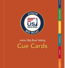 Junior Big Boat Sailing Cards
