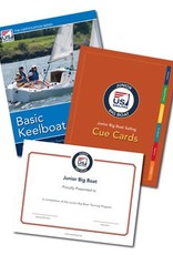 Junior Big Boat Sailing Program Package