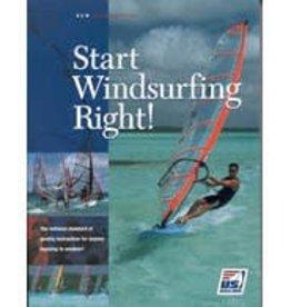 TEXT Start Windsurfing Right