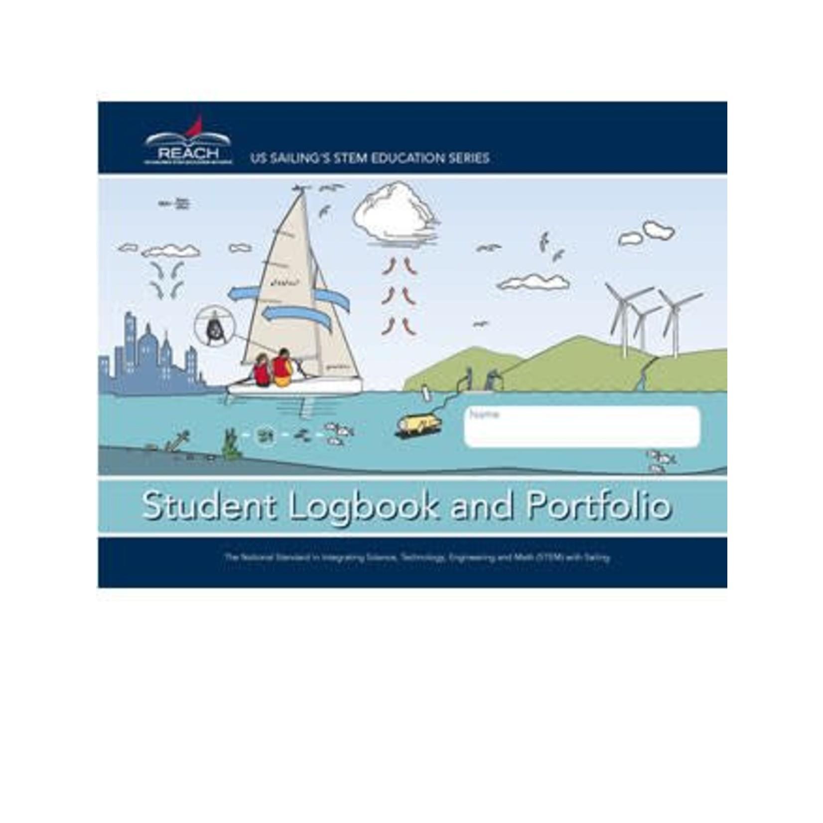 TEXT Reach Student Logbook & Portfolio