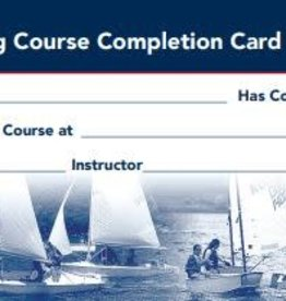TEXT Student Completion Card
