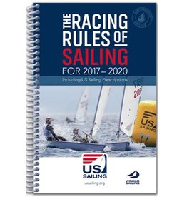 TEXT Racing Rules of Sailing 17-20 WATERPROOF