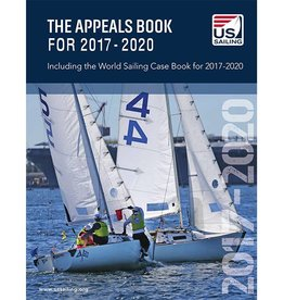 TEXT The Appeals Book for 17-20 including the World Sailing Case Book for 17-20