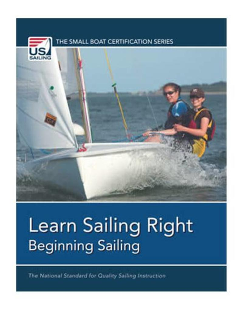 Learn Sailing Right- Beginner