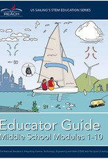 TEXT Reach Educator Guide including Middle School Modules 1-10