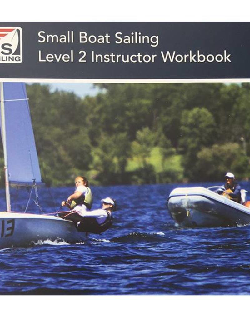 Small Boat Sailing Level 2 Workbook