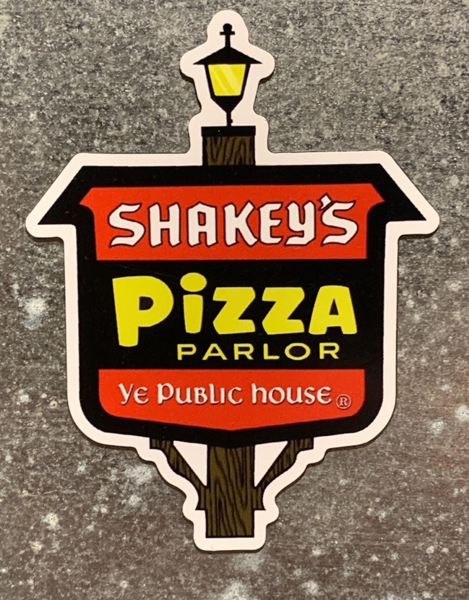 UA Merch Shakey's Pizza Magnet