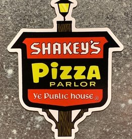 UA Merch Shakey's Pizza Magnet