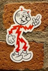 UA Merch Reddy Sticker