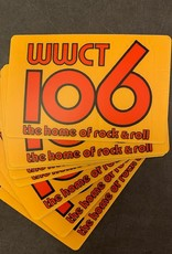 UA Merch WWCT 106 Bumper Sticker