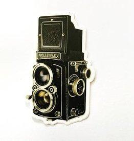 Camera Vintage Sticker