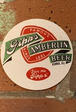 UA Merch Gipps Beer Coaster