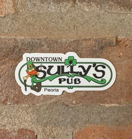 UA Merch Sully's Pub Sticker