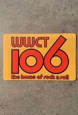UA Merch WWCT 106 Magnet