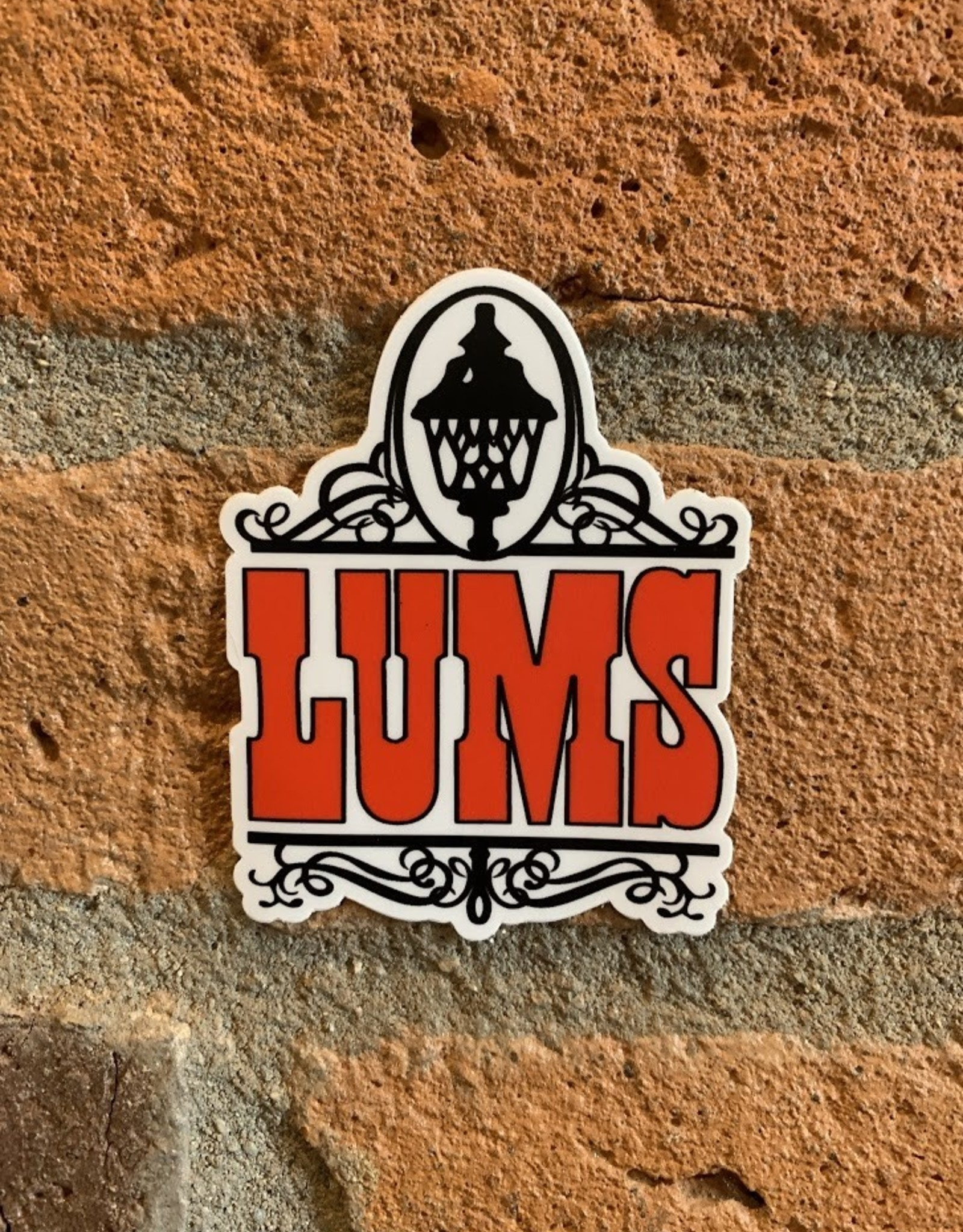 UA Merch LUMS Sticker