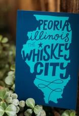 UA Merch Whiskey City Postcard