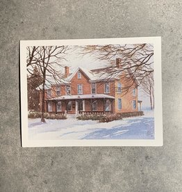 UA Merch Peoria Note Card by Mort Greene Judge John C. Flanagan House