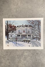 UA Merch Peoria Note Card by Mort Greene Pettengill Moron House