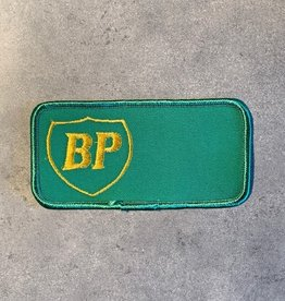 UA Merch BP British Petro Uniform Patch