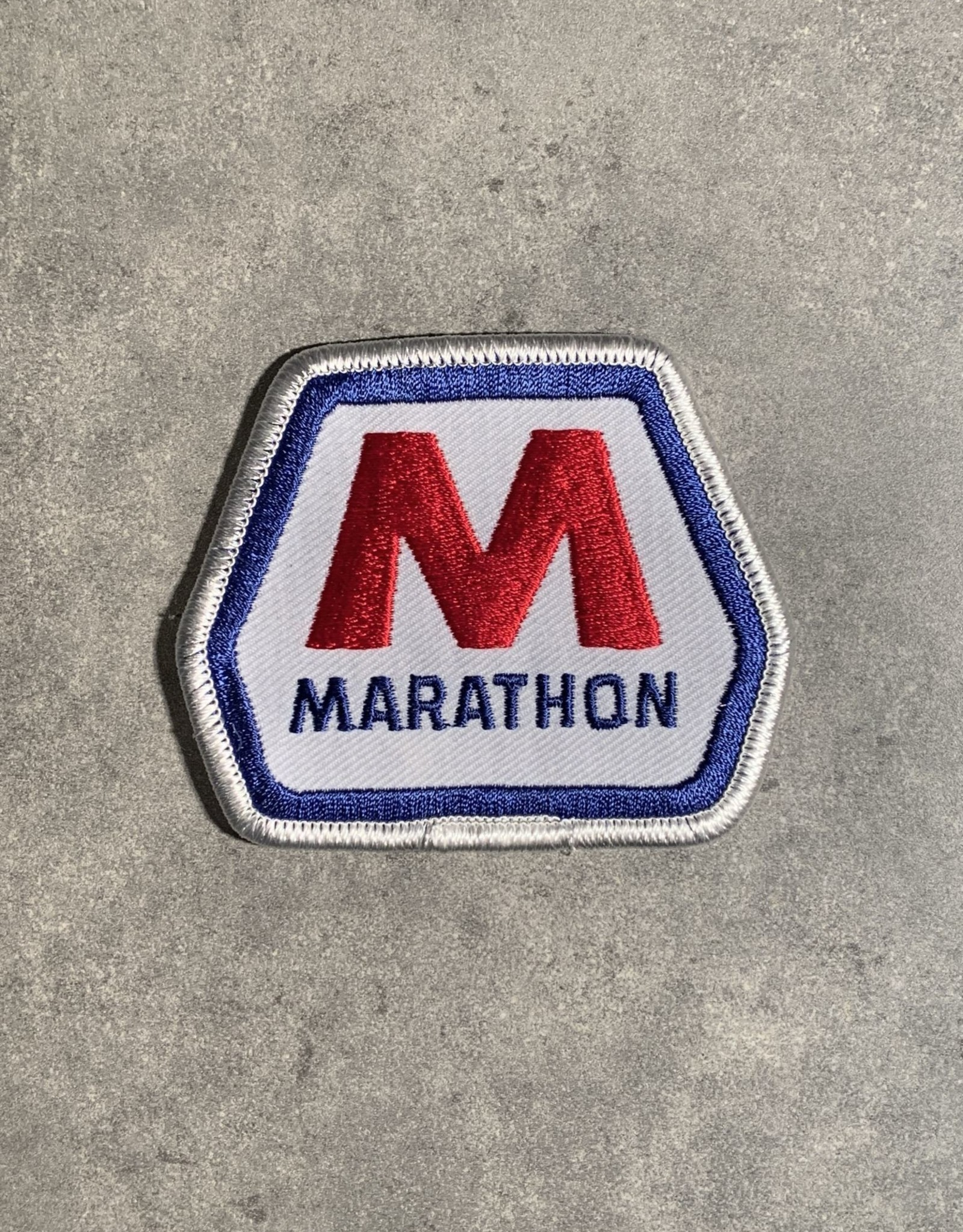 UA Merch Marathon Gas Uniform Patch