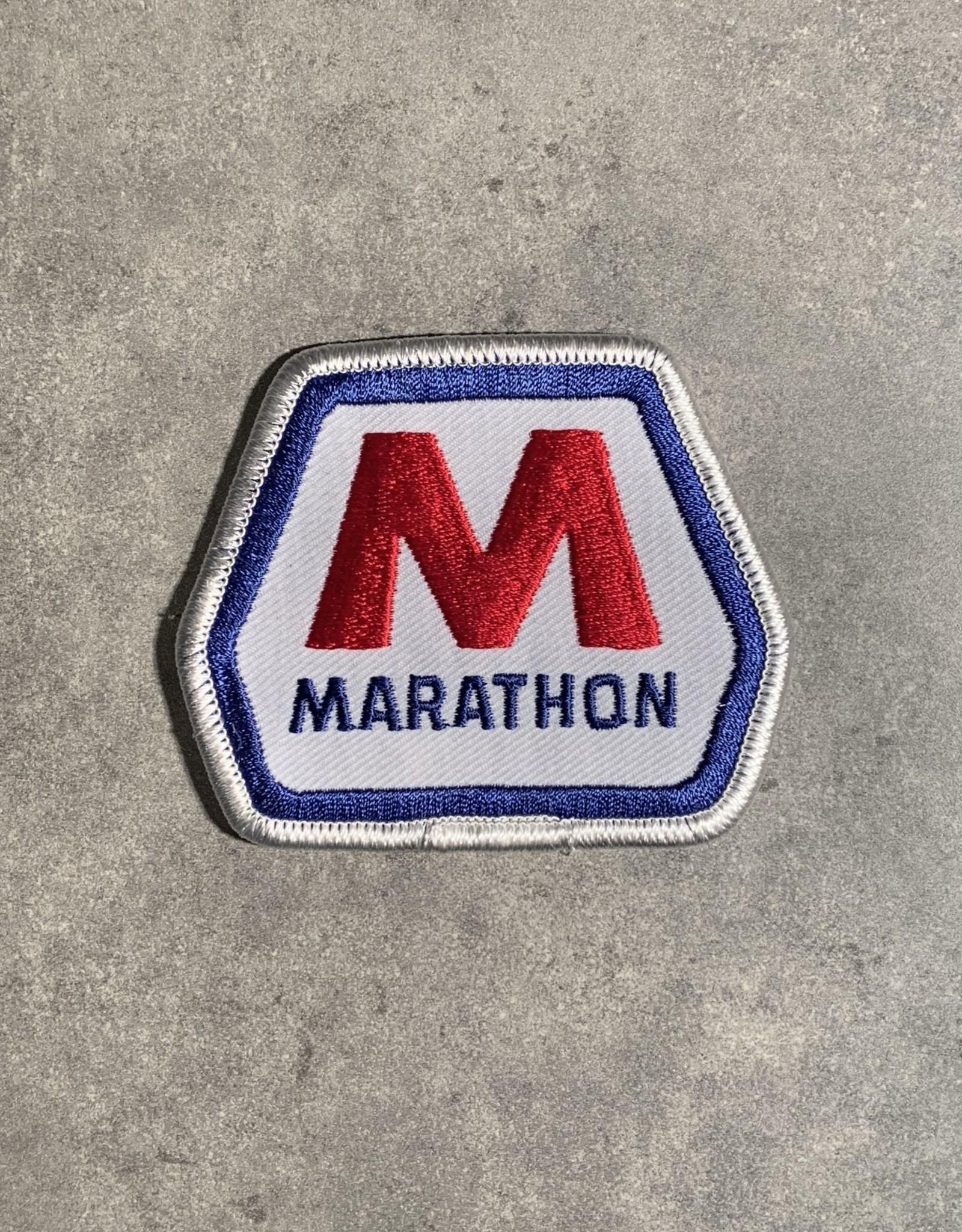 UA Merch Marathon Gas Uniform Patch