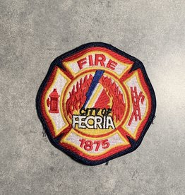 UA Merch Peoria Fire Dept Patch