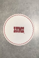 UA Merch LUMS Coaster
