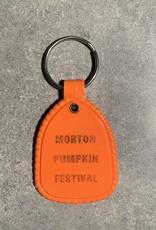 UA Merch Morton Il. Libby's Pumpkin Festival Keychain