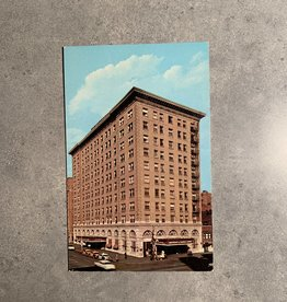 UA Merch Hotel Jefferson Peoria Postcard