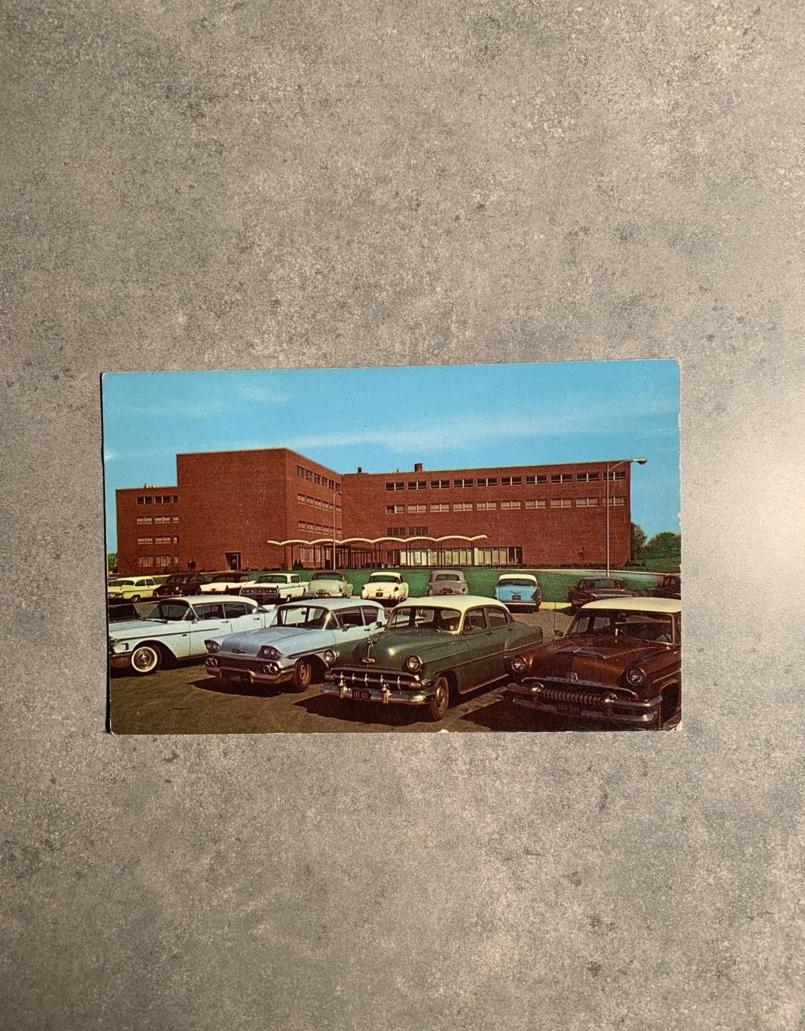 UA Merch Proctor Hospital Peoria Postcard