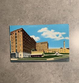 UA Merch Methodist Hospital Peoria Postcard