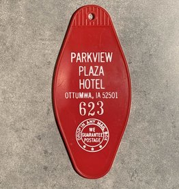 UA Merch Parkview Plaza Hotel Keychain