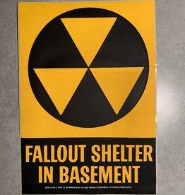 UA Merch Fallout Shelter Decal Basement