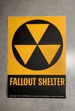 UA Merch Fallout Shelter Decal