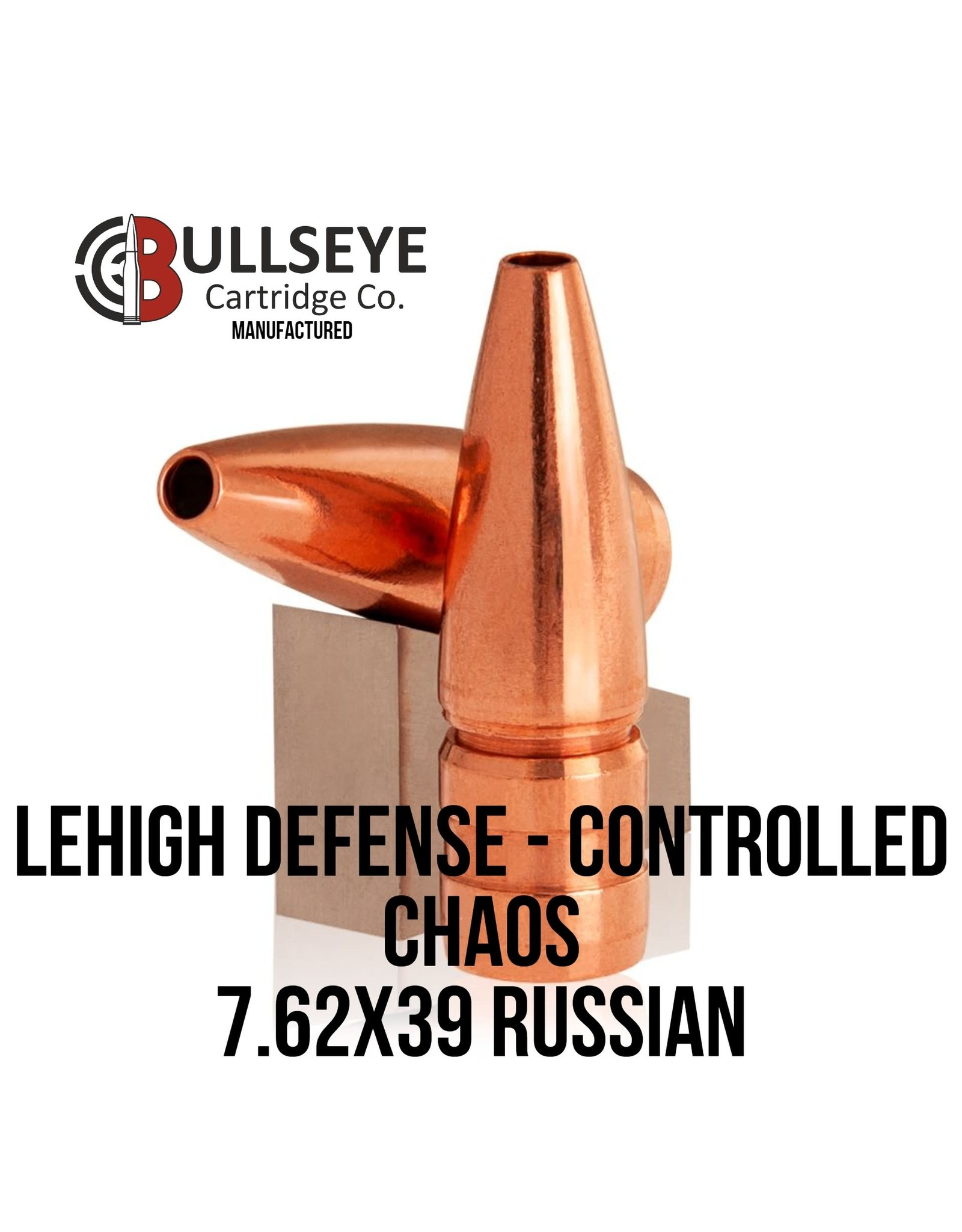 7.62x39 - 123gr Controlled Chaos - 20