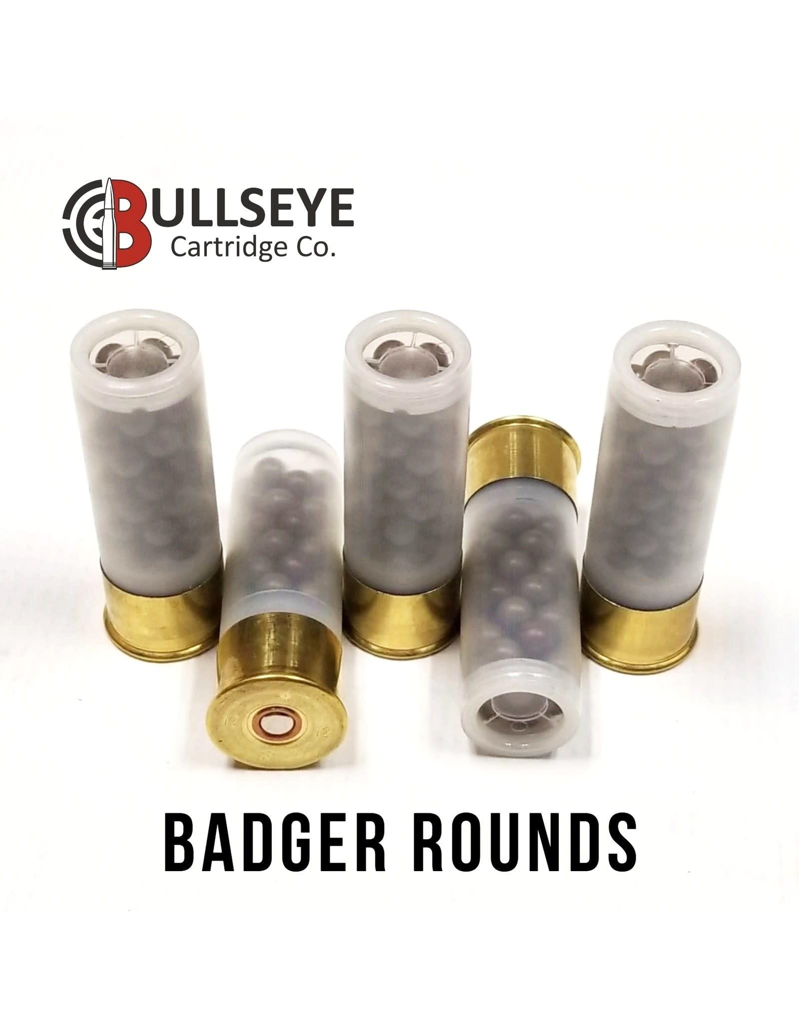 """12ga 2 3/4"""" - Badger Rounds - 5"""