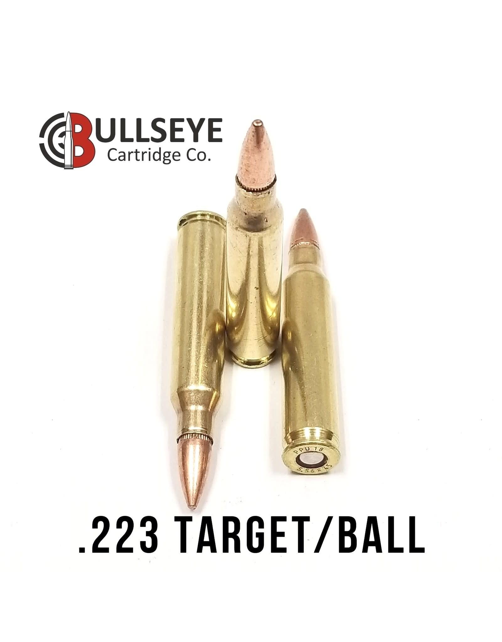 .223 Rem/ 5.56 NATO (Target/Ball) 55gr - 50