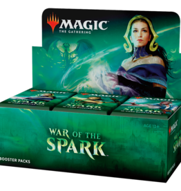 PRESALE MTG War of the Spark Booster Box