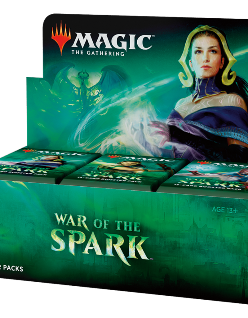 PRESALE MTG War of the Spark Booster Box